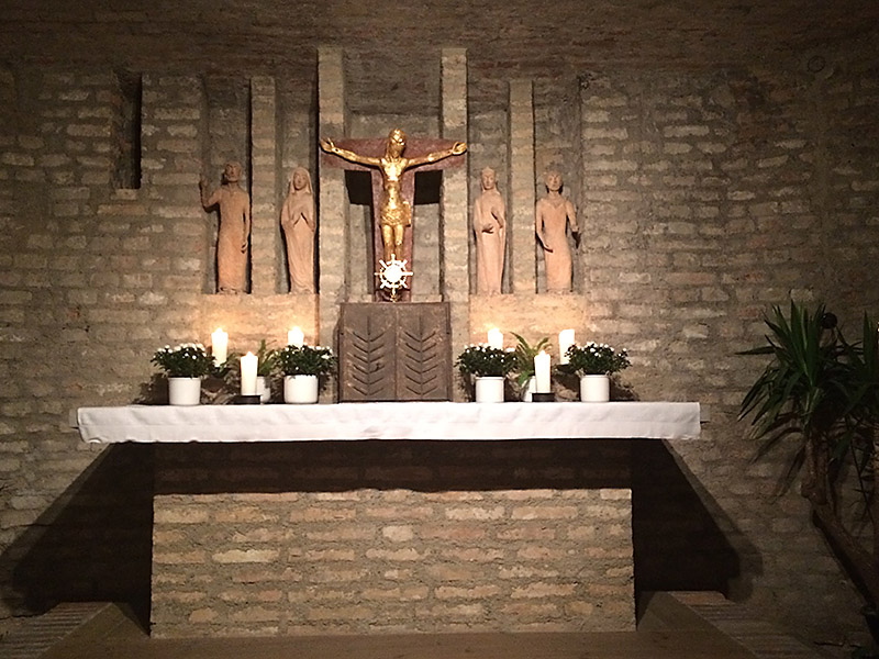 Unterkirche St. Michael