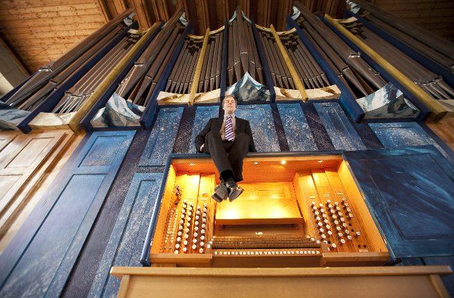 Orgelführung für Kinder