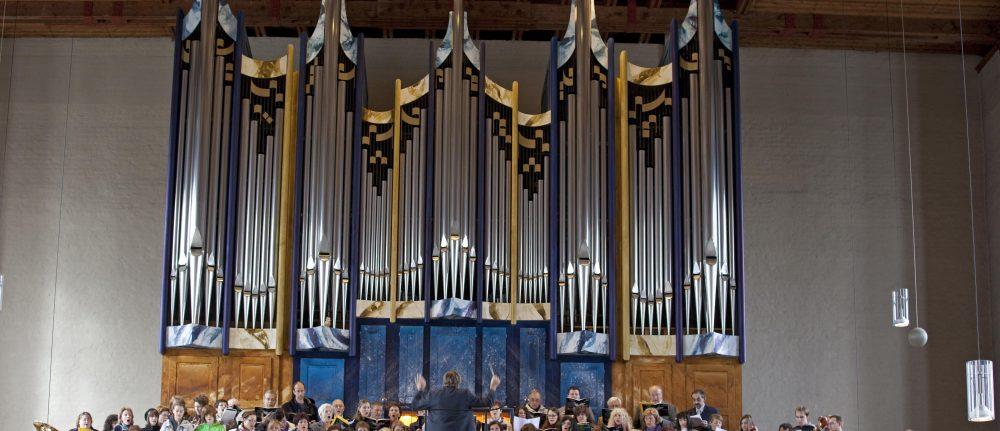 Kirchenmusik an Ostern