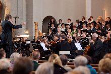 Großes Chor- und Orchesterkonzert: Cäcilienmesse von Gounod