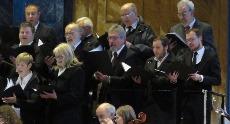 Kirchenmusik St. Michael führt das Stabat mater von Karl Jenkins 2019 in New York auf