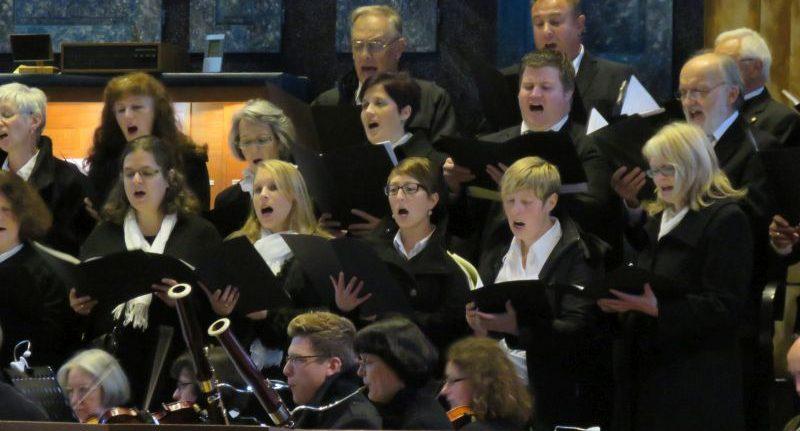 Kl. Orgelsolomesse von J. Haydn am Christkönigssonntag