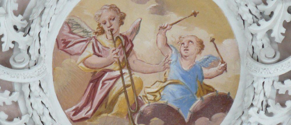 Chor und Instrumentalmusik am dritten Advent