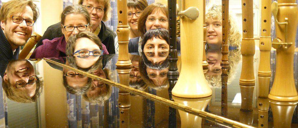 Flötenensemble: Musik in den Gottesdiensten am 23. und 24. Juni