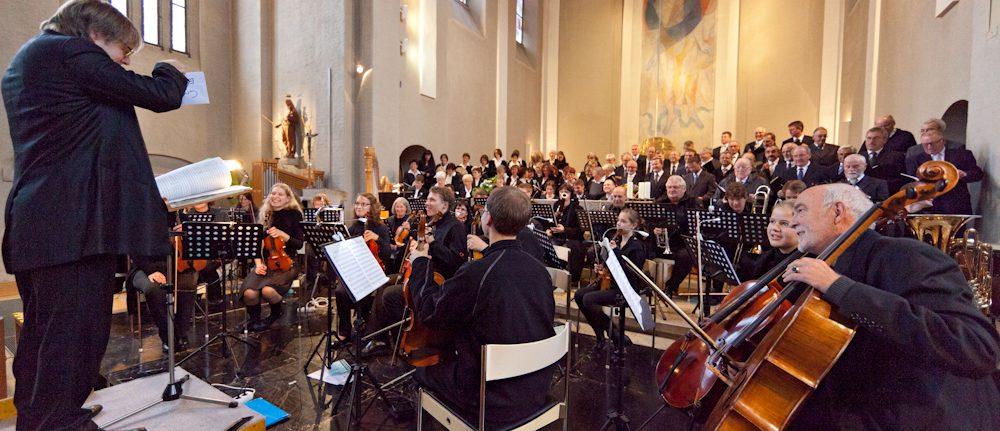 Chorprojekt: Beeindruckendes Oratorium des 21. Jahrhunderts