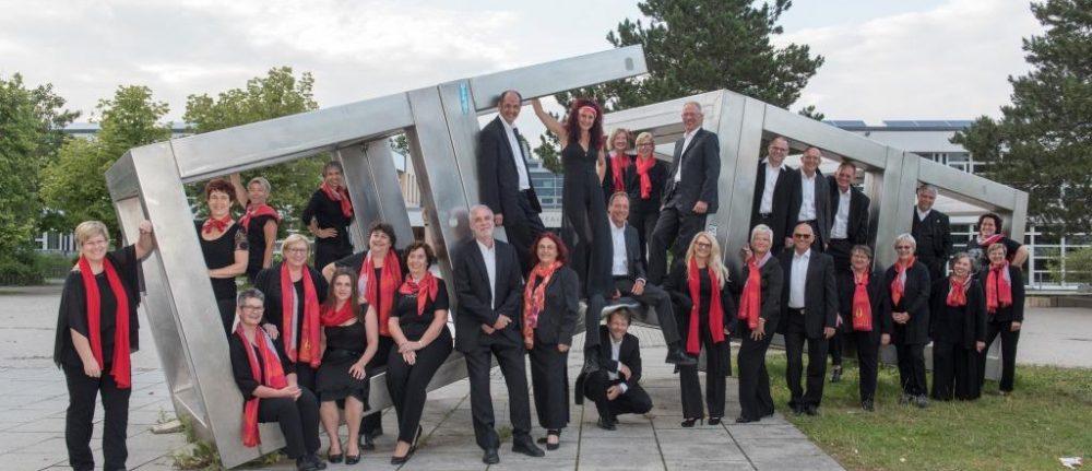 Kammerchor Schwabmünchen gestaltet Gottesdienst