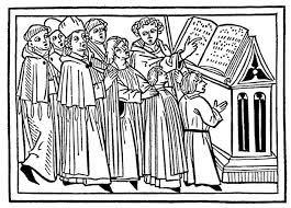 Chormusik und Neues Geistliches Lied in den Gottesdiensten