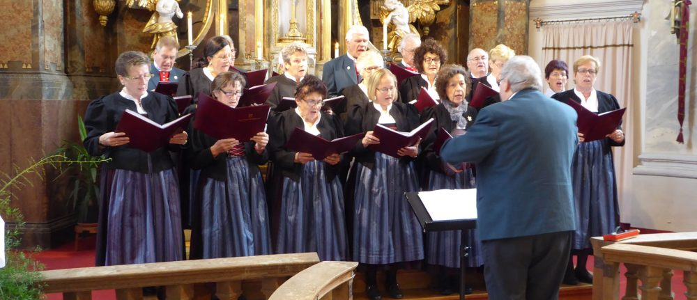 Musik in den Gottesdiensten am 10. Februar
