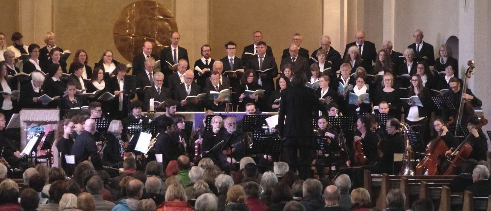 "Oratorium ""Messias"" von Händel am 19. Oktober"