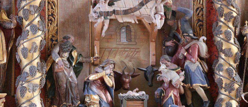 Kirchenmusik an Weihnachten in der Kirche St. Michael in Schwabmünchen