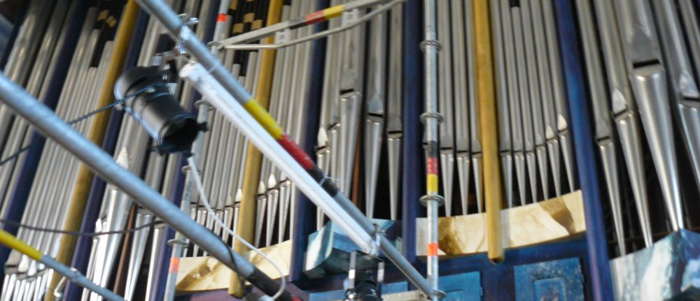 Orgelmeditation zum Karfreitag