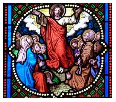 Christi Himmelfahrt Gottesdienst als Live-Stream verfügbar